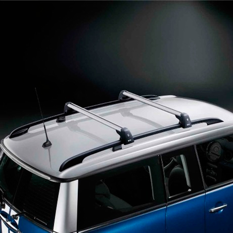 Mini Roof Rack Rails System Base Bars For Clubman R55