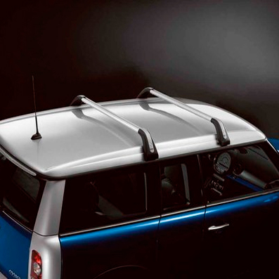 Mini Roof Rack Base Bars For Clubman R55