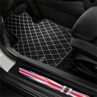 MINI Front carpeted floor mats - Essential Black - Clubman F54
