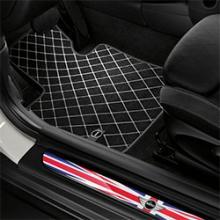 Alfombrillas Delanteras - Tejido - Essential Black - MINI Clubman F54