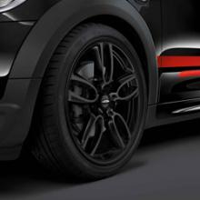 "Llanta JCW Double Spoke R129 19"" - Negro mate"