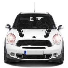 Bonnet Stripe - Original MINI - R60/R61